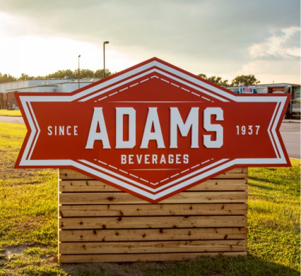 Adams Beverages | Pollocksville, NC